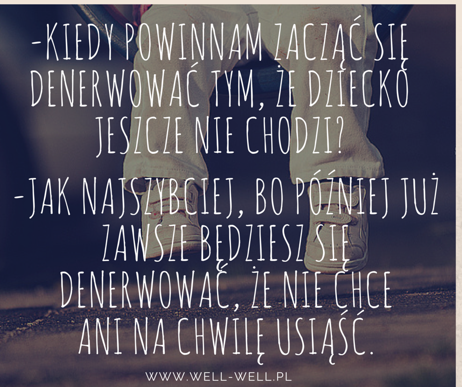 nauka chodzenia well-well.pl