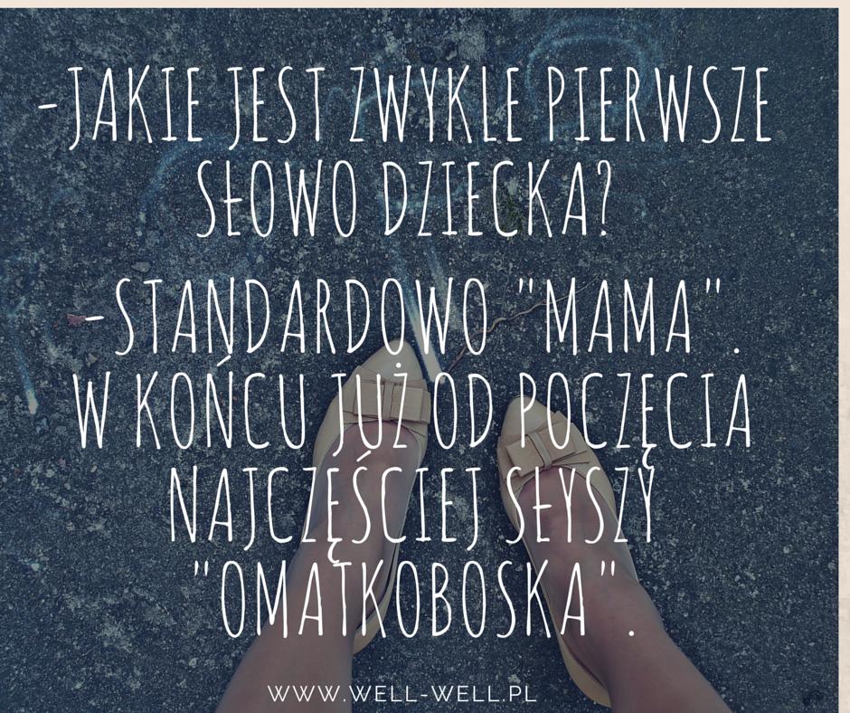 pierwsze słowo well-well.pl