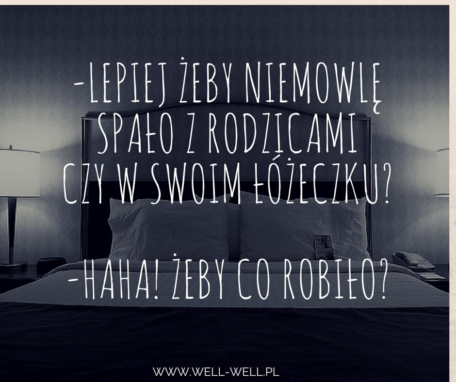 sen i dziecko well-well.pl