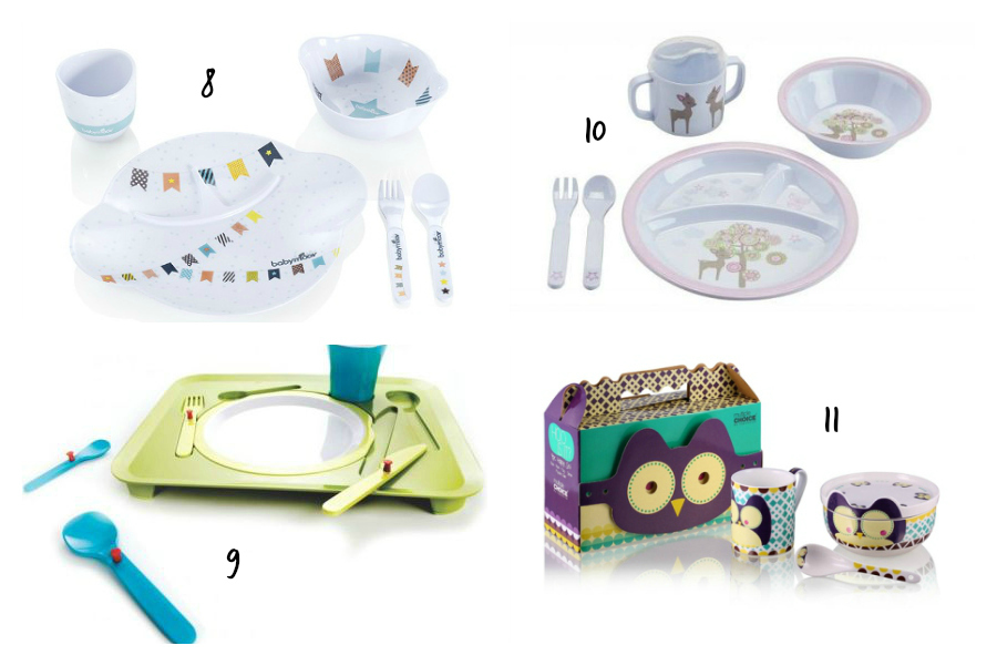 kids dinnerware