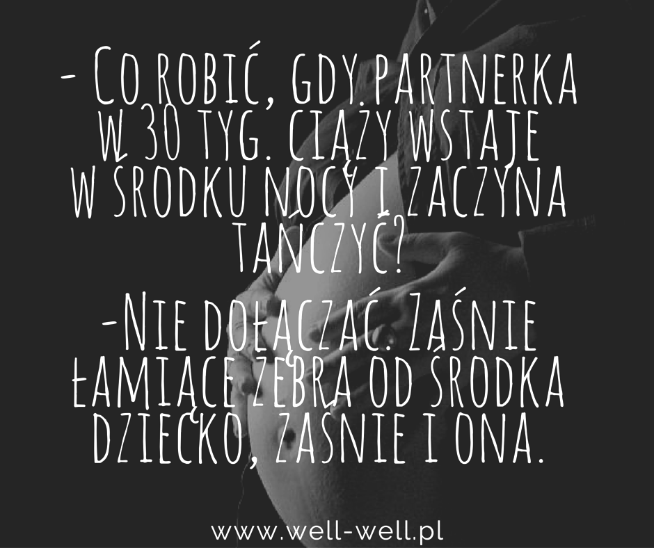 kopniaki ciążowe well-well.pl
