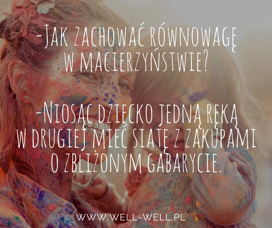 równowaga www.well-well.pl