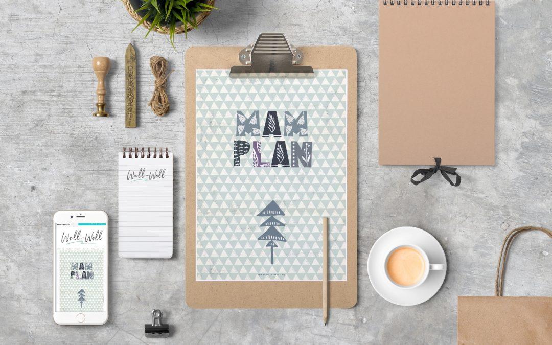 Darmowy planner na rok 2019 do druku