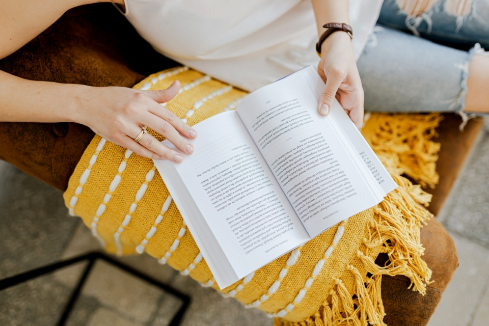 Przeczytane #8 – o dystansie według Celeste, o myśleniu mniej i o nawykach